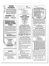Maritime Reporter Magazine, page 42,  Nov 15, 1981 east coast