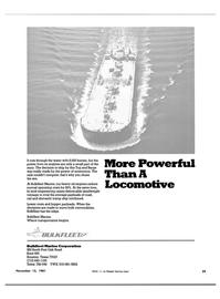 Maritime Reporter Magazine, page 51,  Nov 15, 1981 transportation