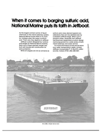 Maritime Reporter Magazine, page 3rd Cover,  Nov 15, 1981 liquid chemicals