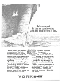 Maritime Reporter Magazine, page 4,  Nov 15, 1981 York Marine Department