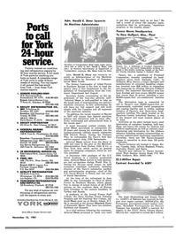 Maritime Reporter Magazine, page 5,  Nov 15, 1981 Florida