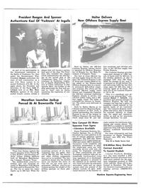 Maritime Reporter Magazine, page 6,  Nov 15, 1981 New York