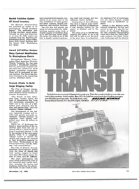 Maritime Reporter Magazine, page 7,  Nov 15, 1981 Pennsylvania