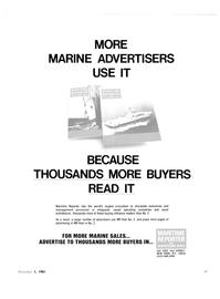 Maritime Reporter Magazine, page 29,  Dec 1981