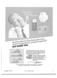 Maritime Reporter Magazine, page 33,  Dec 1981