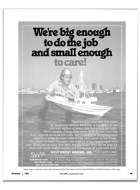 Maritime Reporter Magazine, page 35,  Dec 1981