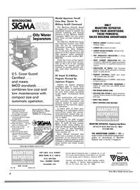 Maritime Reporter Magazine, page 2,  Dec 1981