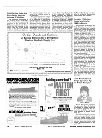 Maritime Reporter Magazine, page 38,  Dec 1981 Michigan