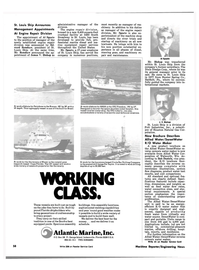 Maritime Reporter Magazine, page 40,  Dec 1981 Wisconsin