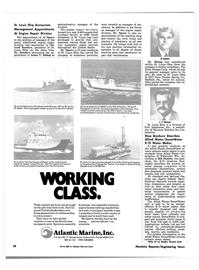 Maritime Reporter Magazine, page 40,  Dec 1981