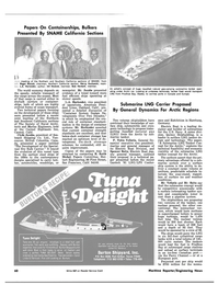 Maritime Reporter Magazine, page 42,  Dec 1981 Texas