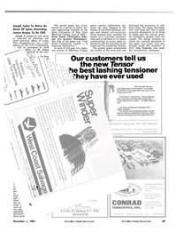 Maritime Reporter Magazine, page 45,  Dec 1981