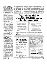Maritime Reporter Magazine, page 49,  Dec 1981