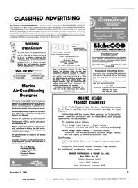 Maritime Reporter Magazine, page 51,  Dec 1981