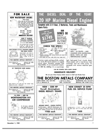 Maritime Reporter Magazine, page 55,  Dec 1981