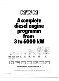 Maritime Reporter Magazine, page 7,  Dec 1981