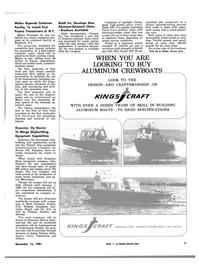 Maritime Reporter Magazine, page 13,  Dec 15, 1981 Pennsylvania