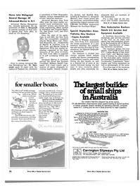 Maritime Reporter Magazine, page 22,  Dec 15, 1981 Virginia