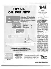 Maritime Reporter Magazine, page 2,  Dec 15, 1981 Rhode Island