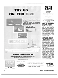 Maritime Reporter Magazine, page 4,  Dec 15, 1981 New Orleans District