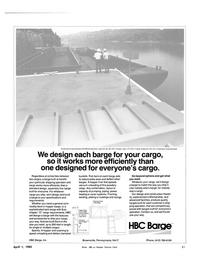 Maritime Reporter Magazine, page 9,  Apr 1982