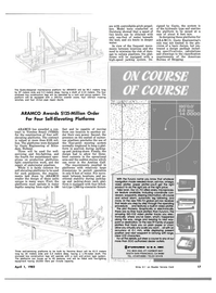 Maritime Reporter Magazine, page 15,  Apr 1982