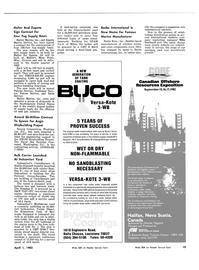 Maritime Reporter Magazine, page 17,  Apr 1982