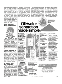 Maritime Reporter Magazine, page 19,  Apr 1982