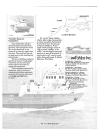 Maritime Reporter Magazine, page 23,  Apr 1982