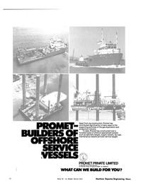 Maritime Reporter Magazine, page 24,  Apr 1982