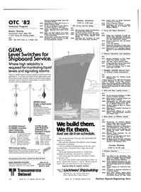 Maritime Reporter Magazine, page 30,  Apr 1982