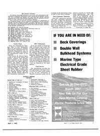 Maritime Reporter Magazine, page 31,  Apr 1982