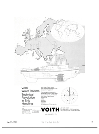 Maritime Reporter Magazine, page 33,  Apr 1982