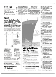 Maritime Reporter Magazine, page 34,  Apr 1982