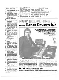 Maritime Reporter Magazine, page 35,  Apr 1982