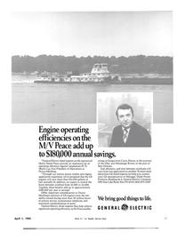 Maritime Reporter Magazine, page 37,  Apr 1982