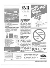 Maritime Reporter Magazine, page 2,  Apr 1982
