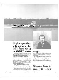 Maritime Reporter Magazine, page 39,  Apr 1982