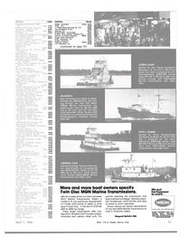 Maritime Reporter Magazine, page 53,  Apr 1982
