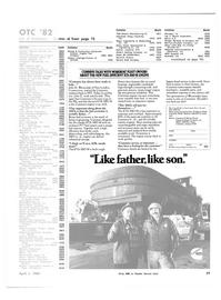 Maritime Reporter Magazine, page 57,  Apr 1982