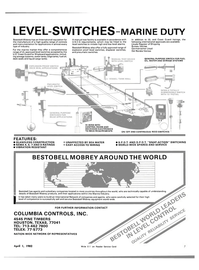 Maritime Reporter Magazine, page 5,  Apr 1982