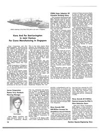 Maritime Reporter Magazine, page 8,  Jan 15, 1983 Terry P. Hardouin