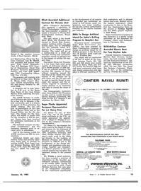 Maritime Reporter Magazine, page 13,  Jan 15, 1983 California