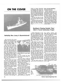 Maritime Reporter Magazine, page 14,  Jan 15, 1983 Mississippi
