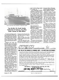 Maritime Reporter Magazine, page 15,  Jan 15, 1983 New York