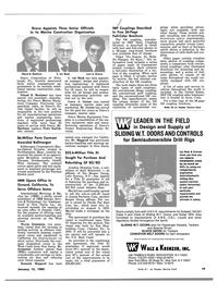 Maritime Reporter Magazine, page 17,  Jan 15, 1983 Connecticut