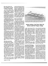 Maritime Reporter Magazine, page 19,  Jan 15, 1983 New