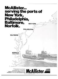 Maritime Reporter Magazine, page 1,  Jan 15, 1983 New York