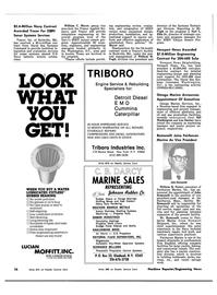 Maritime Reporter Magazine, page 32,  Jan 15, 1983 Virginia