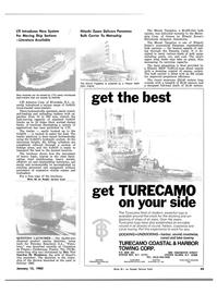 Maritime Reporter Magazine, page 39,  Jan 15, 1983 Mount Taygetos